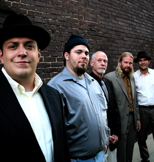 KILBORN ALLEY BLUES BAND 1